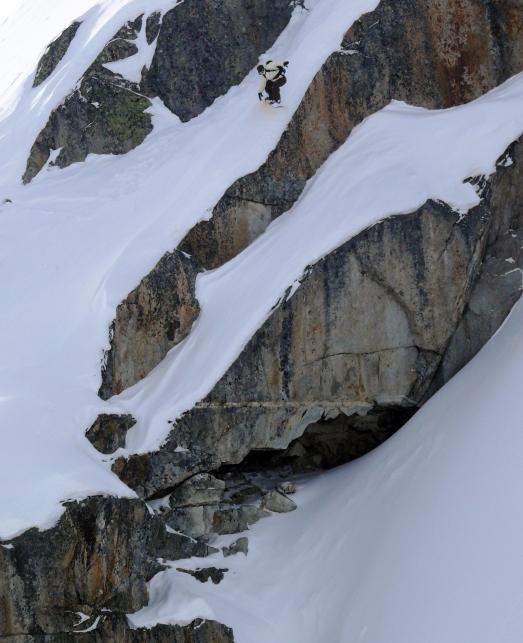 XL Cliff, Lenzerheide