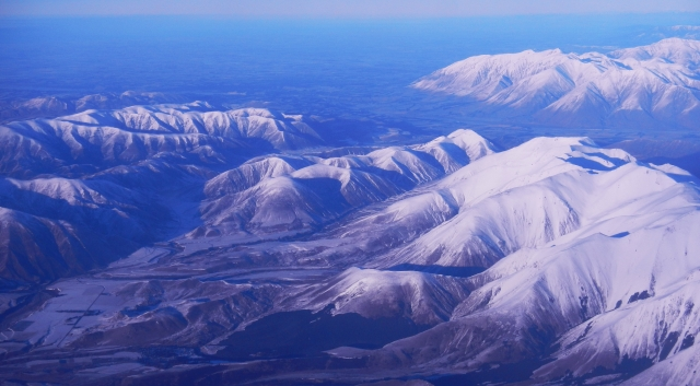 mountains nz 2